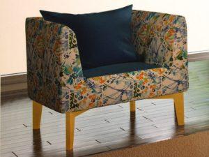Design kárpit, Modern bútorszövet.